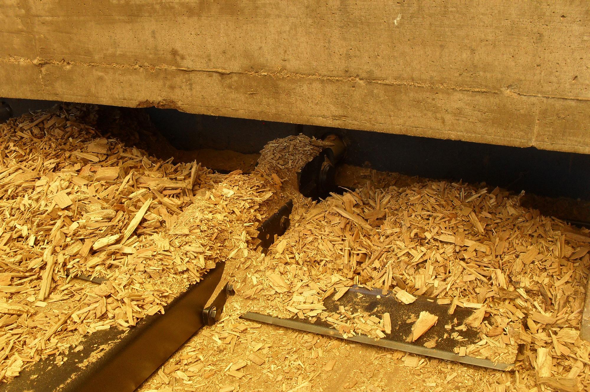 Generatori di aria calda parmafuoco pellet stufe - Impianti stufe a pellet ...